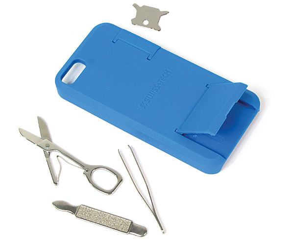 iPhone case with tools