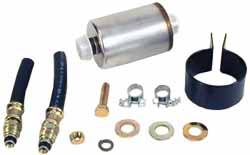 genuine Land Rover fuel filter