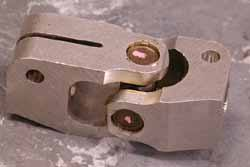 Steering Shaft Universal Joint - Lower - 1995