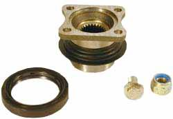differential flange and seal kit for Range Rover