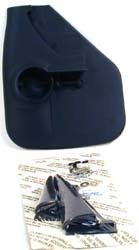 Mud Flap Kit - Left Hand - Front & Rear (Stainless)
