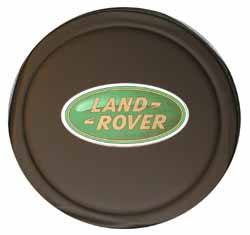 Land Rover tire cover