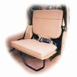Jump Seat-Left Hand -Beige Cloth-(Pre 1996)