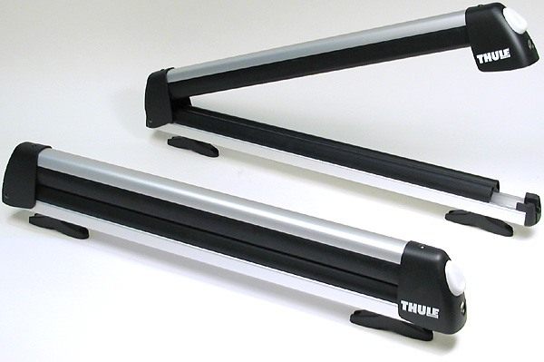 Thule fixed ski carrier