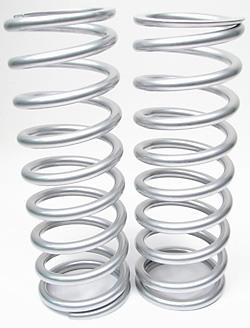 Terrafirma front coil springs - TF015