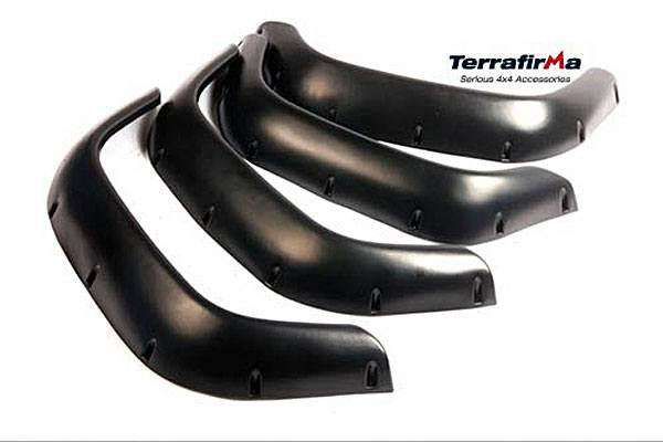 Terrafirma wheel arches