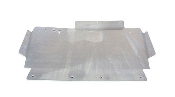 Terrafirma transmission guard skid plate