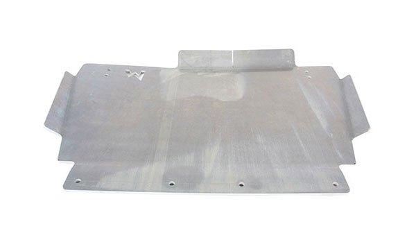 Terrafirma transmission guard skid plate