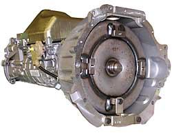 Automatic Transmission For Vehicles With 4.6 GEMS Engine