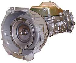Automatic Transmission For Vehicles With 4.0 GEMS Engine