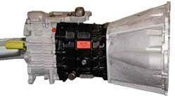 Defender transmission