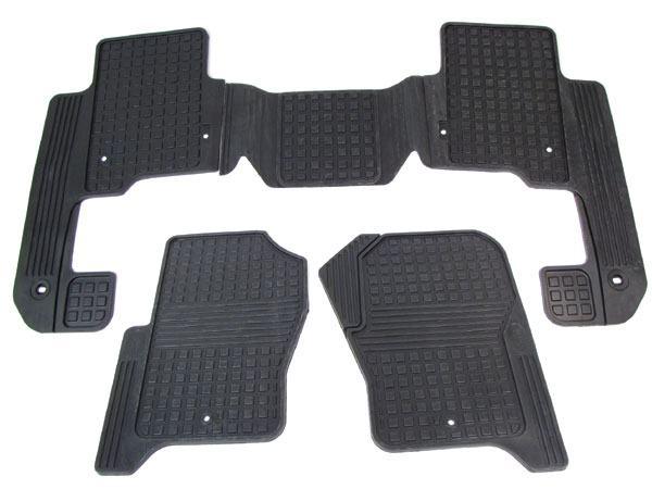 LR4 floor mats