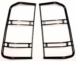 Rear Upper Lamp Guards For Land Rover Discovery 2 (2003-2004)