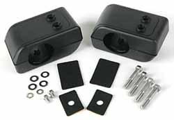 brush bar fog lamp mount kit for LR3 - VUU500140