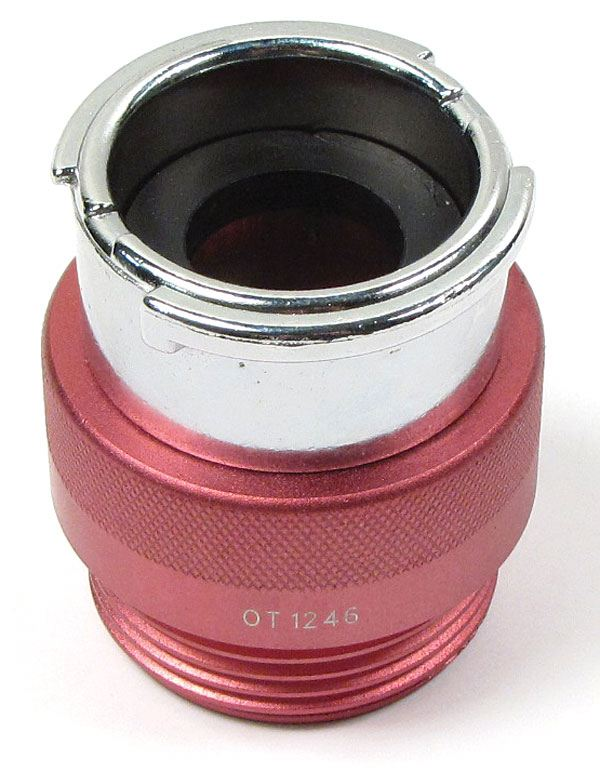 radiator cap adapter
