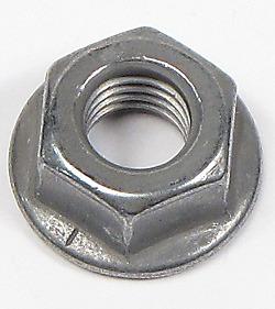 M8 flanged nut - WYH000040G