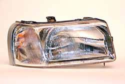 Headlamp Assembly - Right Hand