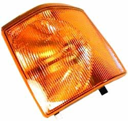 Directional Lamp Assembly, Left Hand Front, For Land Rover Discovery 1
