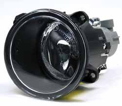 Genuine Front Fog Lamp Driving Light, Left Hand, For Range Rover Full Size L322 , 2003 - 2005