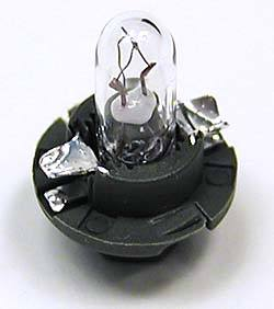 Clock Bulb And Holder For Land Rover Discovery Series II