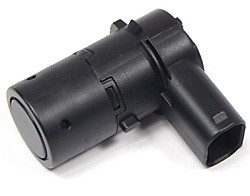 Front Outer PDC Sensor, Black, For Land Rover LR3