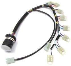 transmission valve body harness