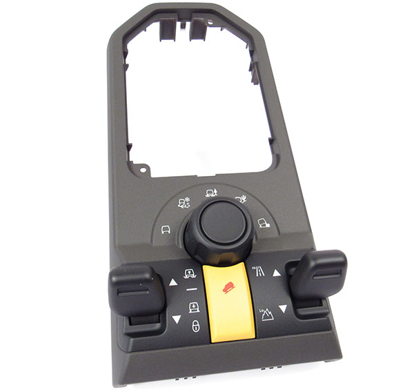 terrain response switch LR3 - YUD501590WUX